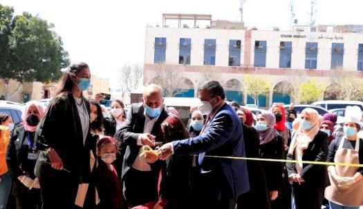 غرفة تجارة و صناعة محافظة بيت لحم و مؤسسة ابتكار تختتمان فعاليات معرض رياديات بيت لحم